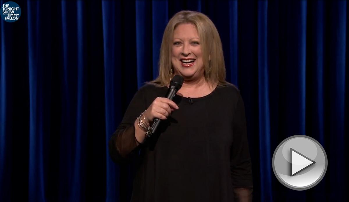 Tonight Show Elayne Boosler June 3, 2015